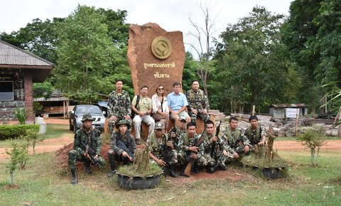 Thap Lan National Park – Epicenter in the War on Rosewood Poaching in Asia