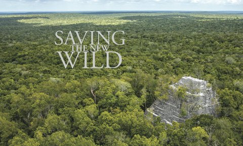 Global Conservation Releases New Book   - Saving the New Wild