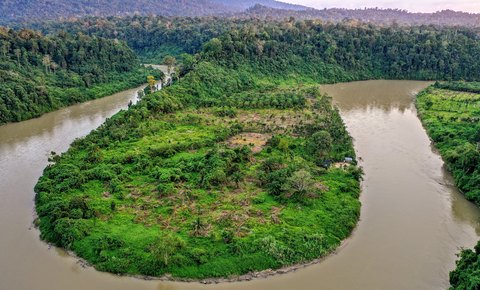 Leuser Ecosystem, Indonesia: Using Drones for Forest Monitoring