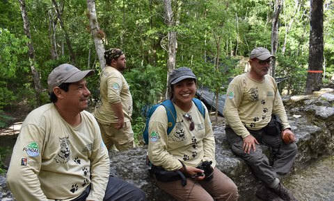 GC Progress Report:  Mirador National Park Completes Two Years Establishing First Mirador Rangers Patrolling Over 25,000 kilomet