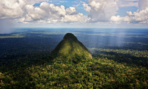 GC Mission to the Amazon to deploy Global Park Defense in Sierra del Divisor, Peru's newest and largest national park
