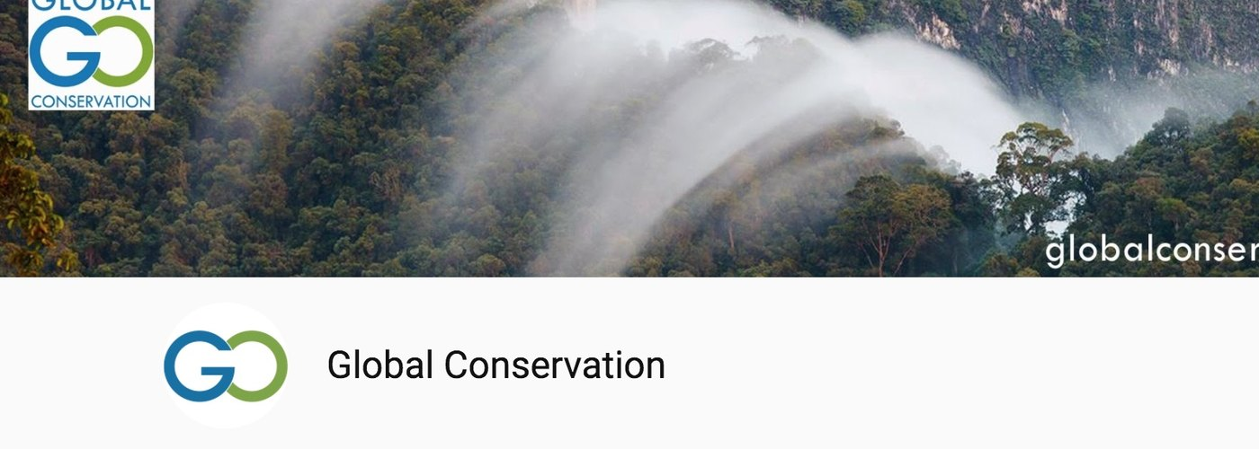 Global Conservation Launches YouTube Channel and GC Reports