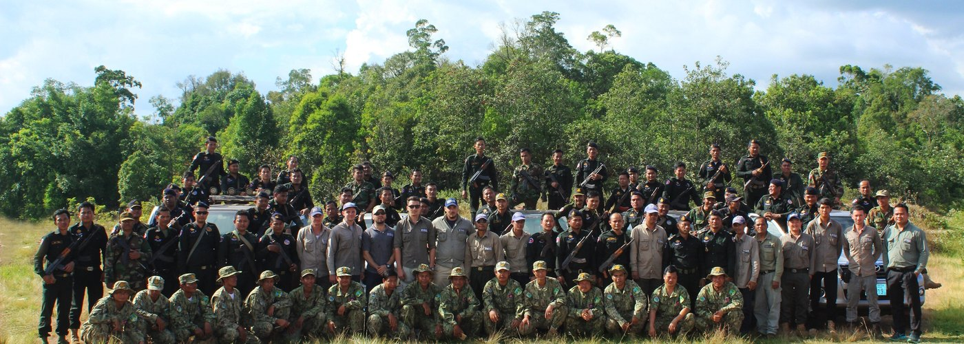 Global Conservation Mission to Cardamom National Park in Cambodia