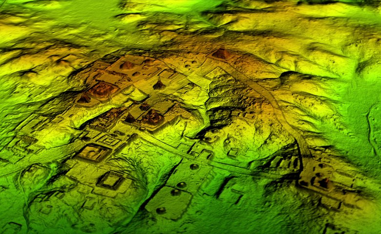 Mirador National Park 3d Lidar Survey Uncovers Thousands Of Structures In 25 Major Cities News Global Conservation